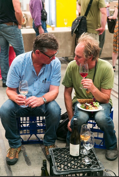 RootStock: natural wine to accompany local food movement
