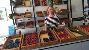 Caty Schernus, Apfelgalerie